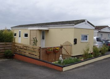 Thumbnail 2 bed mobile/park home for sale in Warwick Drive, St Austell