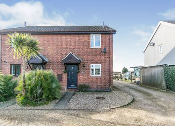 3 bed semi-detached house for sale in Norwich Road, Claydon, Ipswich IP6