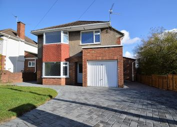 Thumbnail 3 bed detached house for sale in Barons Court Road, Cardiff