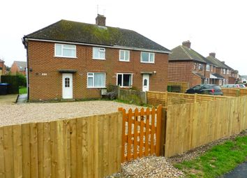 Thumbnail 2 bed semi-detached house for sale in Townsend Lane, Long Lawford, Rugby