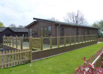 Thumbnail 3 bed lodge for sale in Modbury, Ivybridge