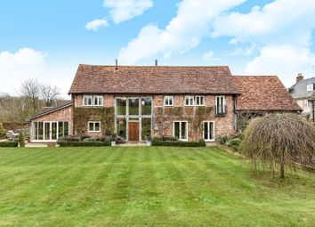 Thumbnail 4 bed barn conversion for sale in Pump Lane North, Marlow