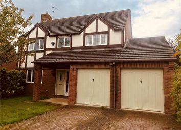 Thumbnail 4 bed detached house for sale in 6 Hadfield Close, Staunton, Gloucester
