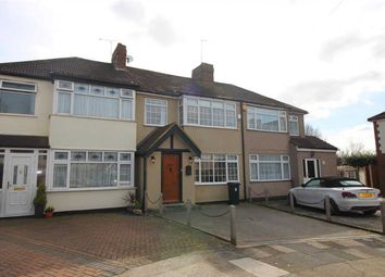 Thumbnail 4 bed terraced house to rent in Saunton Road, Hornchurch