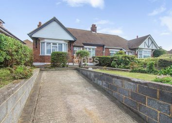 Thumbnail 3 bed semi-detached bungalow for sale in Yoke Close, Cliffe Road, Strood, Rochester