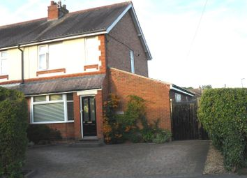 Thumbnail 3 bed semi-detached house for sale in Station Road, Elmesthorpe, Leicester