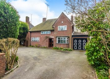 Thumbnail 4 bedroom detached house for sale in The Broadway, Dudley