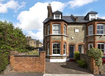 Thumbnail 5 bed semi-detached house for sale in East Road, Kingston Upon Thames