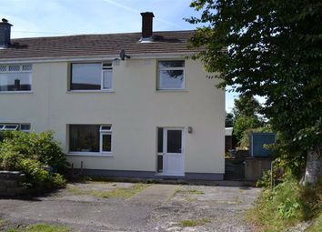 Thumbnail 3 bed semi-detached house for sale in The Beeches, Llandysul, Carmarthenshire