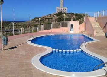 Thumbnail 1 bed apartment for sale in Spain, Murcia, Cabo De Palos