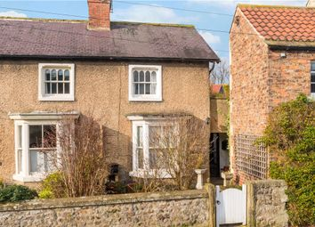 Thumbnail 2 bed property for sale in St. Johns Road, Bishop Monkton, Harrogate, North Yorkshire