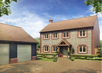 Thumbnail 4 bed detached house for sale in St. Andrews Lane, Congham, King's Lynn
