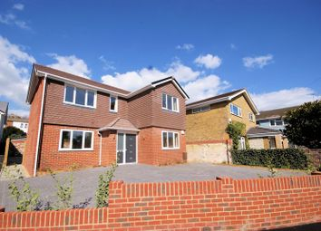 Thumbnail 3 bed detached house for sale in Foster Road, Gosport
