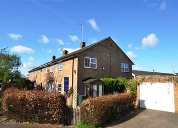 Thumbnail 3 bedroom end terrace house for sale in Walnut Court, Welwyn Garden City, Hertfordshire
