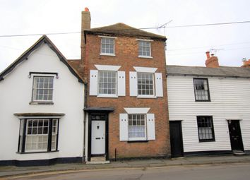 Thumbnail 3 bedroom terraced house for sale in Portland Road, Hythe