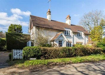 Thumbnail 4 bed detached house for sale in Grub Street, Limpsfield, Surrey