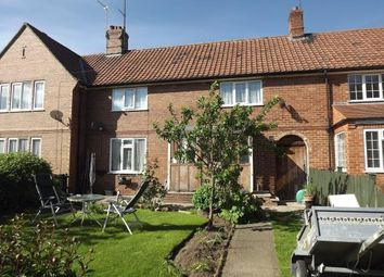 Thumbnail 3 bed terraced house for sale in The Close, Minskip, York, North Yorkshire