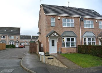 Thumbnail 3 bed semi-detached house for sale in Percy Street, Leicester