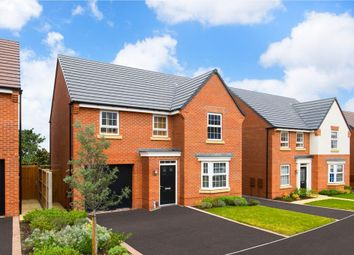 "Thumbnail 4 bed detached house for sale in ""Millford"" at Carters Lane, Kiln Farm, Milton Keynes"