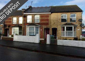 Thumbnail 1 bedroom flat to rent in Crescent Road, Bognor Regis