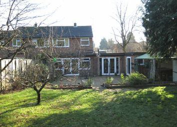 Thumbnail 3 bed semi-detached house for sale in Exceptional Ground Floor. Park Drive, Sunningdale, Berkshire