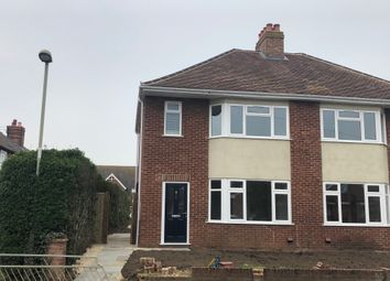 Thumbnail 3 bed semi-detached house to rent in Abingdon Road, Drayton, Abingdon