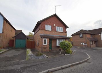 3 bed detached house for sale in Davis Road, Chafford Hundred, Essex RM16