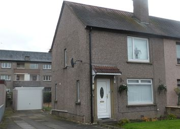 Thumbnail 2 bed semi-detached house to rent in Gunn Road, Grangemouth