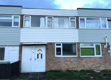 Thumbnail 3 bed terraced house for sale in Mentieth Close, Bletchley, Milton Keynes