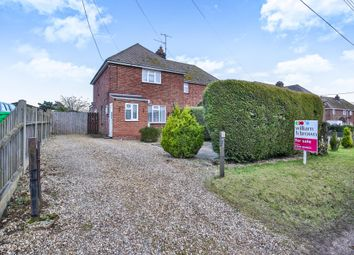 Thumbnail 3 bed semi-detached house for sale in Eye Lane, East Rudham, King's Lynn