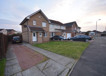 Thumbnail 3 bed semi-detached house for sale in Dean View, Kilmarnock