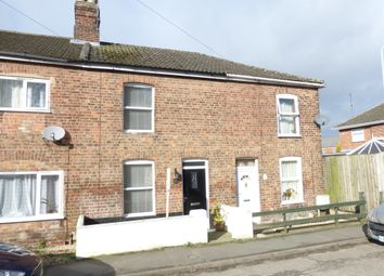 Thumbnail 2 bed terraced house for sale in Hallgate, Holbeach, Spalding