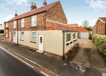Thumbnail 2 bed semi-detached house for sale in Main Street, Wetwang, Driffield