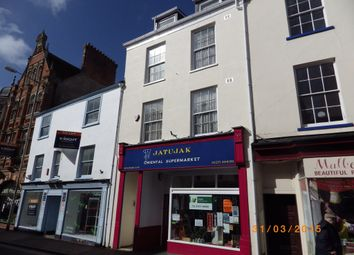 Thumbnail 2 bedroom flat to rent in Boutport Street, Barnstaple