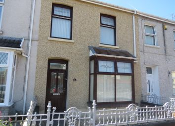 Thumbnail 3 bed terraced house for sale in Lawrence Terrace, Llanelli