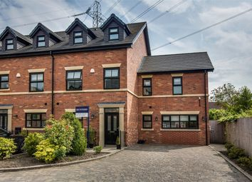 Thumbnail 5 bed town house for sale in Stablefold, Worsley, Manchester