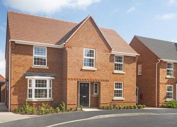 "Thumbnail 4 bed detached house for sale in ""Winstone"" at Bearscroft Lane, London Road, Godmanchester, Huntingdon"