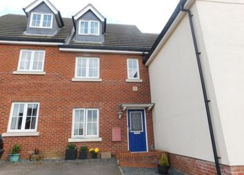 Thumbnail 3 bedroom town house for sale in Partridge Close, Stowmarket