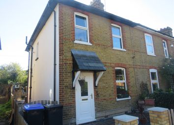 Thumbnail 3 bed semi-detached house for sale in Fairview Road, Taplow, Maidenhead