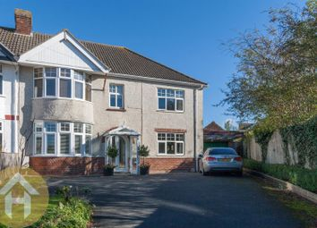 Thumbnail 4 bed semi-detached house for sale in Brynards Hill, Royal Wootton Bassett, Swindon