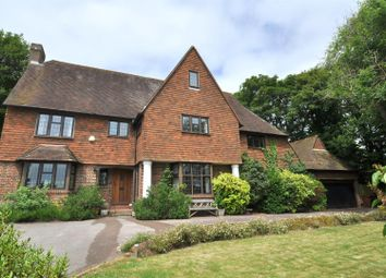 Thumbnail 6 bed detached house for sale in The Paragon, Wannock Lane, Eastbourne