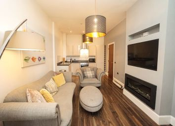Thumbnail 2 bed flat for sale in Bentinck Street, Bolton