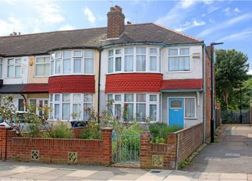 Thumbnail 3 bed end terrace house for sale in Conway Crescent, Greenford