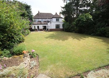 Thumbnail 5 bed detached house for sale in Marlborough Road, Old Town, Swindon
