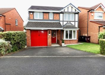 Thumbnail 4 bed detached house for sale in Saxon Way, Shevington Park, Kirkby