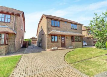 Thumbnail 4 bed detached house for sale in The Meadows, Sittingbourne, Kent