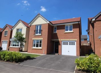 Thumbnail 4 bed detached house to rent in Mercer Close, Malpas