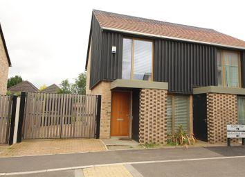 Thumbnail 2 bed semi-detached house for sale in Glanville Road, Trumpington, Cambridge