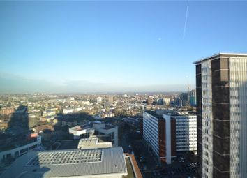 Thumbnail 3 bed flat for sale in The Tower, Saffron Central Square, Croydon