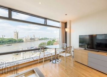 Thumbnail 2 bedroom flat to rent in Parliament View, 1 Albert Embankment, Albert Embankment, London